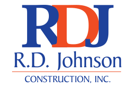 R.D. Johnson Construction Logo